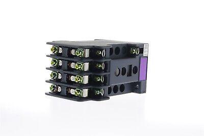 Contactor Auxiliar Nuevo bobinas de Relé JZC4-22 127VAC 2NO 2NC