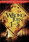 Wrong Turn Film Collection - DVD Region 1