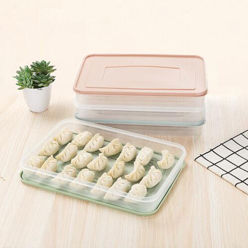 Hochwertige gefrorene Knödel Vorratsbehälter Kühlschrank Einschichtboxen