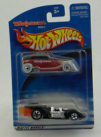 Hot Wheels 2000 Series 2 Walgreens 2 Pack 1:64 Diecast Car Toys