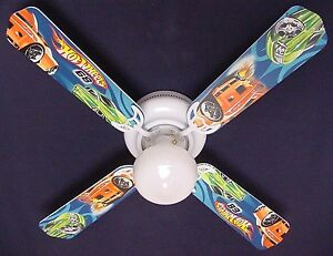 New hot wheels race car cars ceiling fan 42 ebay image is loading new hot wheels race car cars ceiling fan mozeypictures Image collections