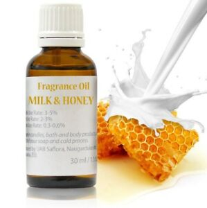 30-ml-Milk-amp-Honey-Fragrance-Oil-for-Soap-Candle-Cosmetics