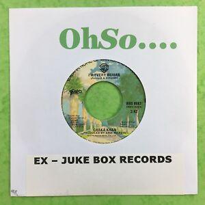 Chaka-Khan-I-039-m-Every-Woman-Warner-Brothers-WBS-8683-Ex-Condition-Jukebox