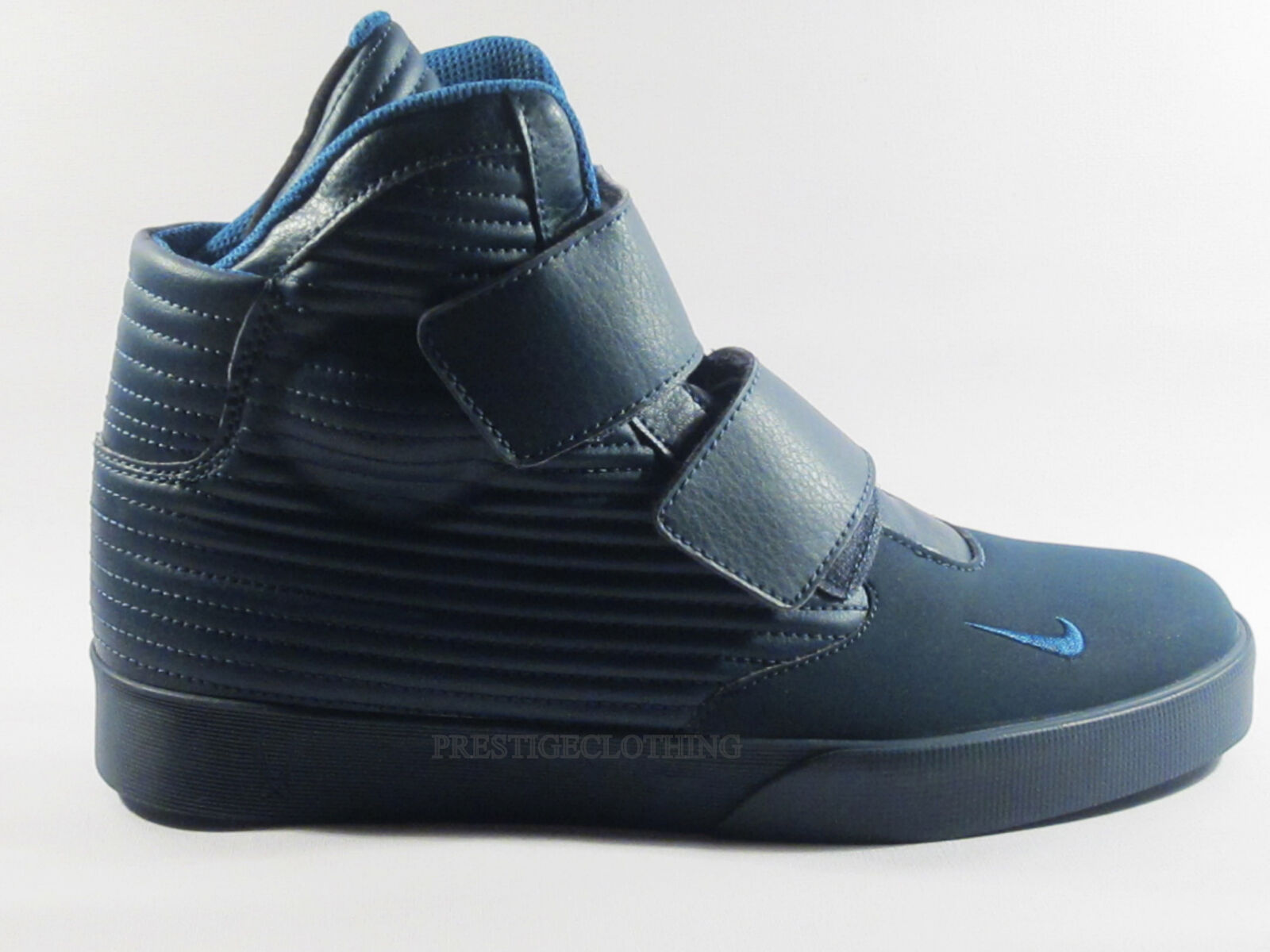 Mens Nike Squadron Flystepper 2K3 Trainers Shoes Squadron Nike Blue 644576446 b0a570