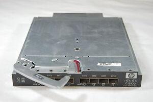 Cisco-hp-Mds-9124e-DS-HP-FC-K9-Fibre-Channel-Interrupteur-Module-B