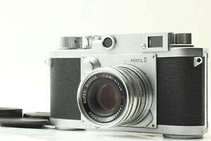 opt-NEAR-MINT-Minolta-35-Modell-II-Entfernungsmesser-Filmkamera-w-50mm-f2-8-C-Japan
