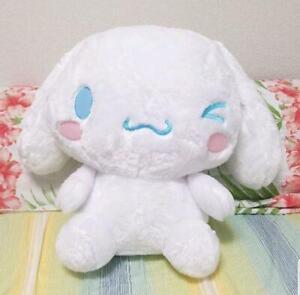 Cinnamoroll BIG Plush Doll Yumekawa Spring ver Sanrio 35cm