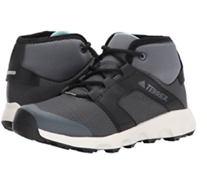 Brand New Adidas Terrex Tivid Mid CP Outdoor Men's Shoes Gray S80934 Size 7.5