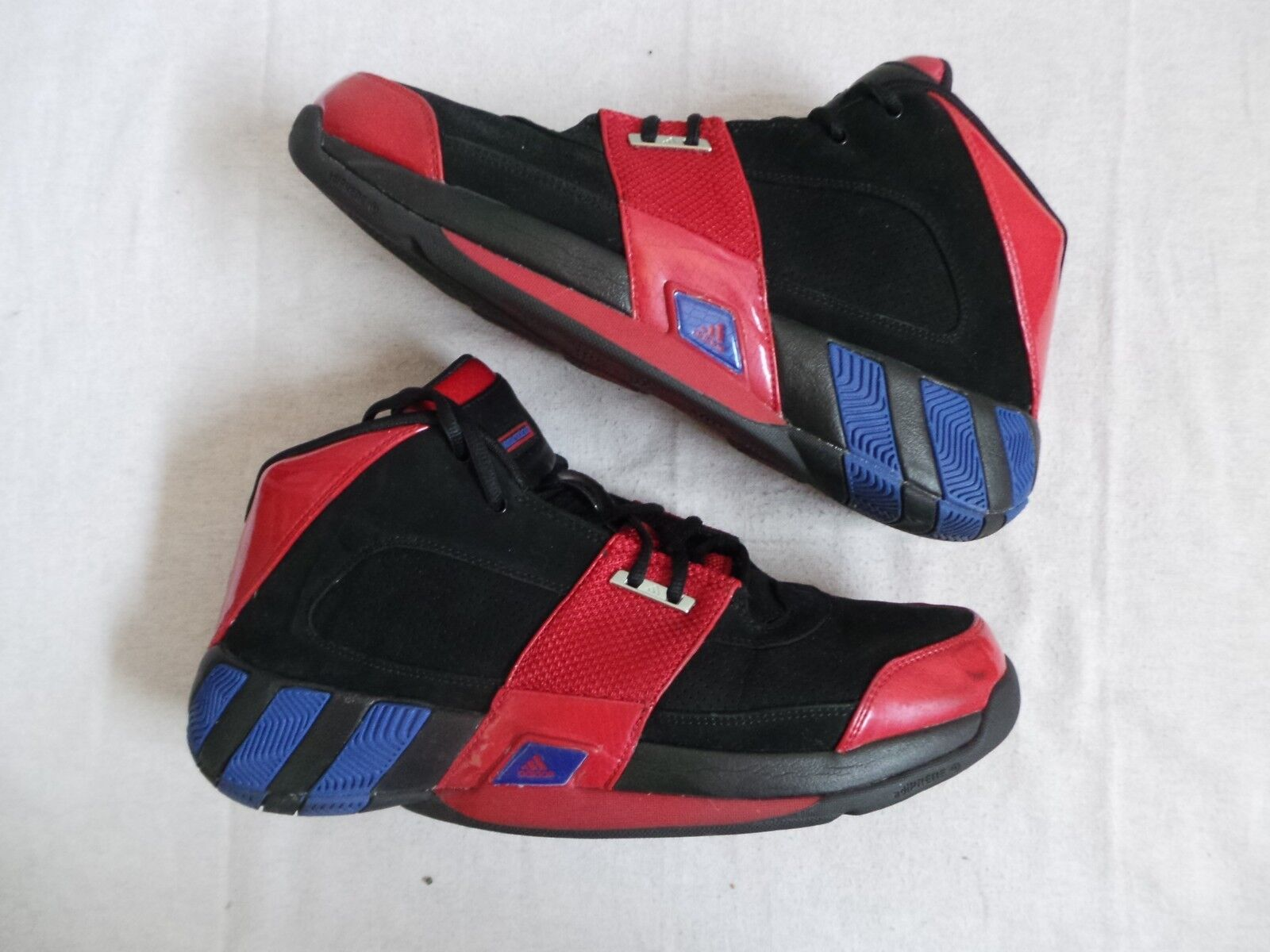 Adidas adidas - nba - pe gilbert arenas formotion jahrgang null sz 10,5 selten vnds