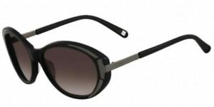 63f18973cd2 Nine West NW517S 001 Women Sunglasses Black and Gun Metal NWOT ...