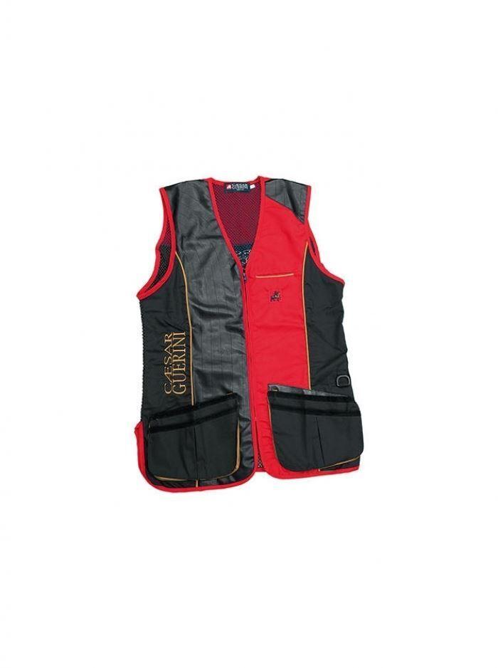 Caesar & Guerin Luxury Shooting Vest (Clay Shooting Hunting)