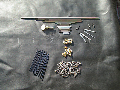 New Tenor sax repair parts screws,parts+saxophone springs