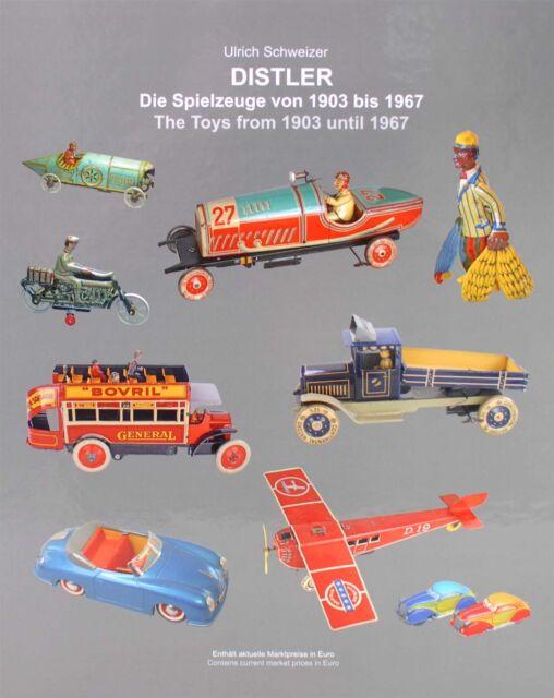 Nouveau livre : Les Jouets DISTLER de 1903 à 1967*****