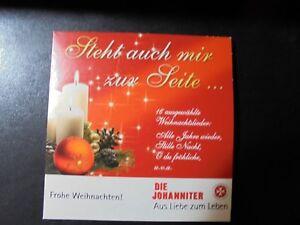 16 weihnachtslieder ,,steht auch mir zur seite ... 1 CD ,, die johanniter (13) - Weinbach, Deutschland - 16 weihnachtslieder ,,steht auch mir zur seite ... 1 CD ,, die johanniter (13) - Weinbach, Deutschland