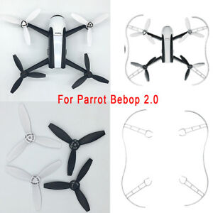One Set Propeller Blade Mini Drones For Parrot Mambo UAV JF