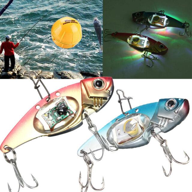LED Elektronischen Fisch köder Licht Angeln Kunstköder Fischköder Angelzubehör