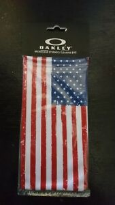 Oakley-USA-Flag-Sunglasses-Eyeglasses-Hdo-Microfiber-Cleaning-Bag-Pouch-New