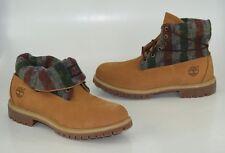 Timberland ROLL TOP Boots Gr. 44 US 10 Schnürstiefel Winter Herren Schuhe NEU
