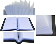 Business Card Book Holder Name Card Organizer Professional Office Journal