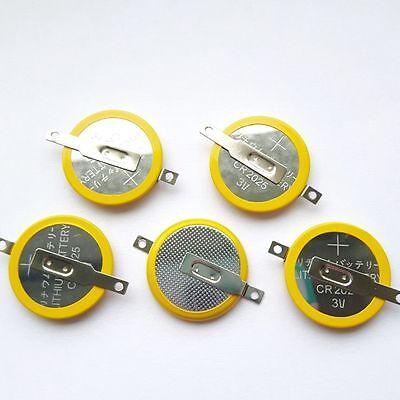 Actief 5 Batteries Replacement Cr2025 For Pokemon Gold, Silver, Crystal - Gameboy Save Aantrekkelijke Ontwerpen;