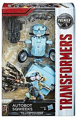 Transformers L/'ULTIMO CAVALIERE Premier Edition Figura Bumblebee