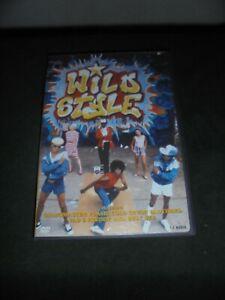 No-Artist-034-Wild-Style-034-DVD-Rhino-Home-Video-R2-2367-USA-2002