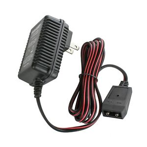 12-Volt Charger for Streamlight Rechargeable Flashlights