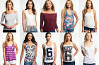 New Womens Superdry Tops Various Styles & Colours.