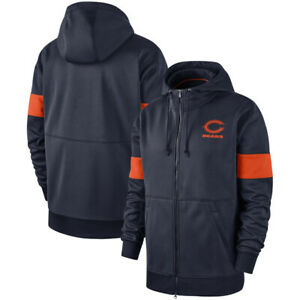 Chicago-Bears-Hoodies-Salute-to-Service-Sideline-Performance-Sweatshirt-Coat