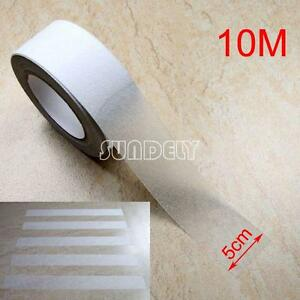 Image Is Loading Transparent 5cm Safety Grip Anti Slip Stair Tread
