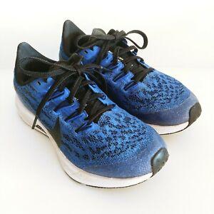 Nike-Zoom-Pegasus-Blue-36-Kids-Youth-Running-Shoes-Size-2Y-US-Free-Shipping