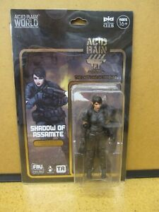 Acid Rain FAV-C01 Shadow of Assamite - New In Stock - Limited Edition Figure