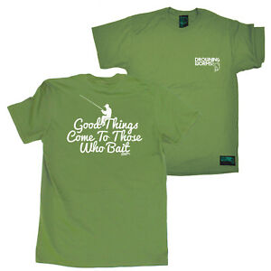 FB-Fishing-Tee-Those-Who-Bait-Novelty-Birthday-Christmas-Gift-Mens-T-Shirt