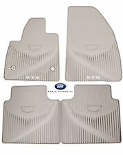 2017-2020 Cadillac XT5 Front /& Rear Black All Weather Floor Liners Mats 84286844