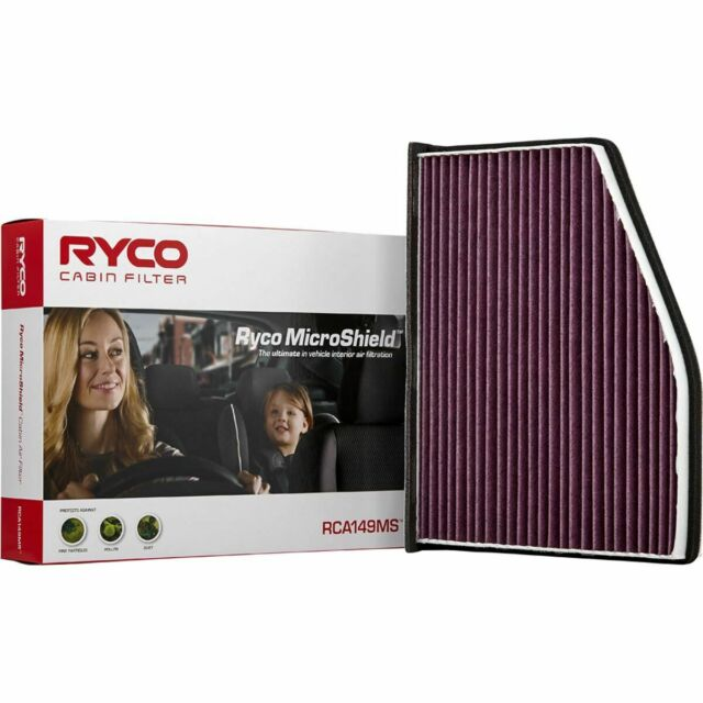 Ryco Cabin Air Filter Microshield - RCA149MS