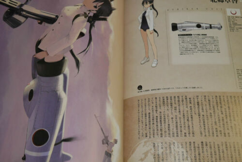 JAPAN Humikane Shimada Art Book The World Witches