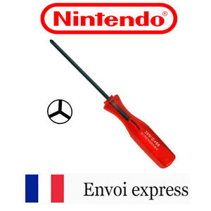 Tournevis-Triwing-Y-Nintendo-console-manette-amp-cartouche-Game-Boy-DS-WII-pad
