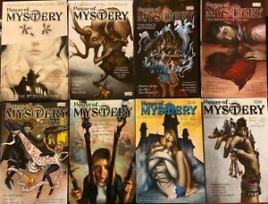 House-of-Mystery-Vertigo-Complete-Series-Lot-Fables