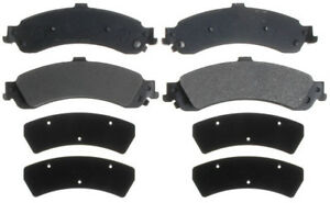 Disc Brake Pad Set-Service Grade Metallic Disc Brake Pad Rear Raybestos SGD751M