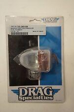 DRAG SPECIALTIES CHROME BARON RECTANGULAR MARKER LIGHT HARLEY DS-280169