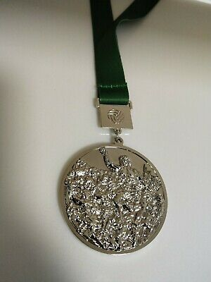1968 Mexico Olympic /'Silver/' Medal with Ribbons /& Display Stand !!!