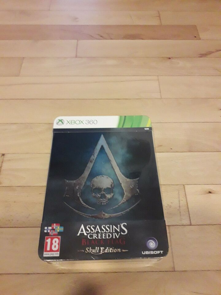 Assassins creed, Xbox 360, action