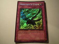 YU GI OH  Windstorm of Etaqua SOI-ENSE3 Limited Edition  Secret Rare