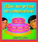 Que Sorpresa de Cumpleanos by Loretta Lopez (Paperback / softback, 1997)