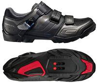 Shimano Sh-m089l Mountain Bike Mtb Cycling Shoes Black M089 - 43 (us 8.9)