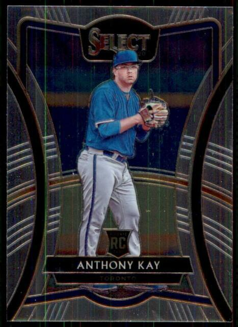 2020 Select Diamond Level #211 Anthony Kay - Toronto Blue Jays