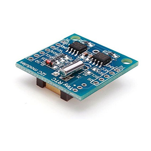 Arduino-Compatibile Modulo orologio calendario RTC Time Clock DS1307 batteria