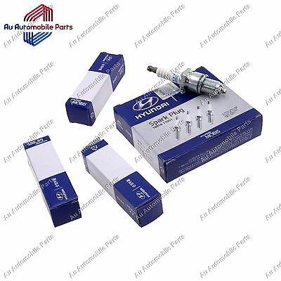 IRIDIUM SPARK PLUG KIT for HYUNDAI Sonata 6 Cyl 3.3L G6DB4S 6//05-08