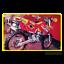 adesivi-grafiche-Suzuki-Rm-125-250-1998-1996-1997-kit-completo-team-moto-cross Indexbild 2