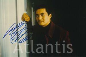 CHOW YUN-FAT, (2004) Autogramm - original signiert - 20x30cm